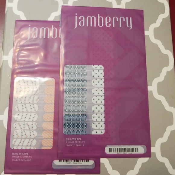 Jamberry Other - Jamberry Juniors Cake Pops & Mod Love